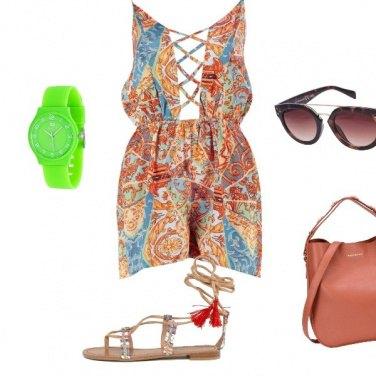 Outfit Passeggiando al mare