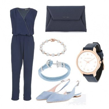 Outfit Blue Sky