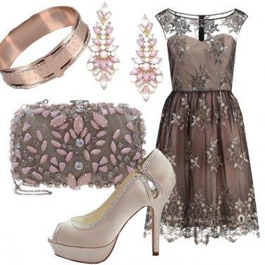 Outfit Prezioso merletto