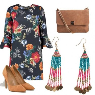 Outfit Etnico #632