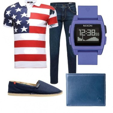 Outfit La maglia Usa
