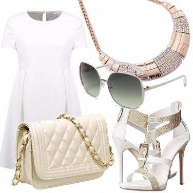 Outfit Il candore del bianco