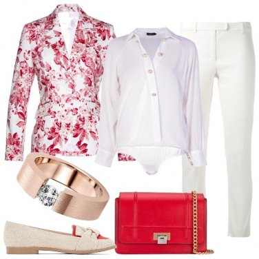 Outfit La giacca tapestry