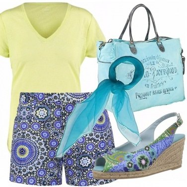 Outfit Pronti per il picnic