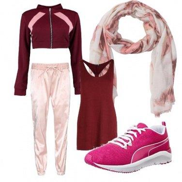 Outfit Vita sportiva