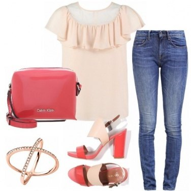 Outfit Dolce primavera
