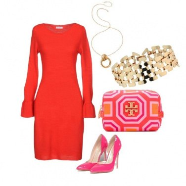 Outfit Che colore!
