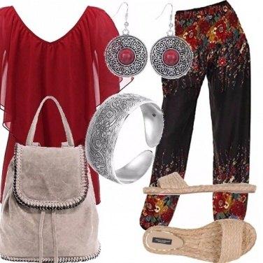 Outfit Lungomare di sera