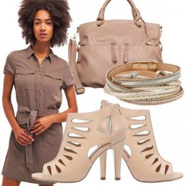 Outfit Abito camicia