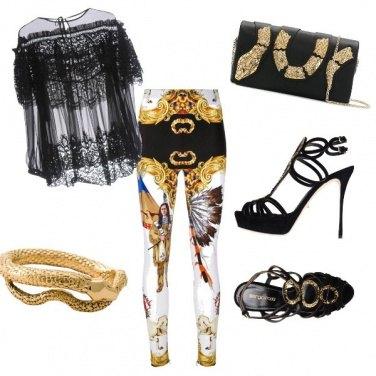 Outfit Serpente tentatore
