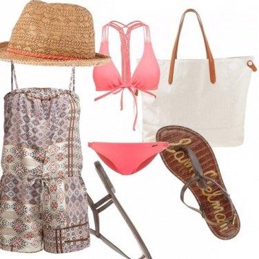 Outfit E\' uscito il sole, andiamo al mare