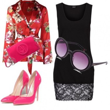 Outfit Oriental chic