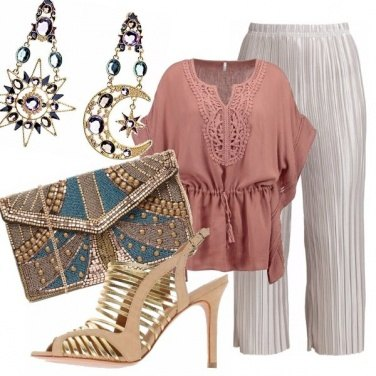 Outfit Odalisca