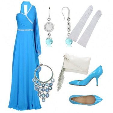 Outfit Cinderella style
