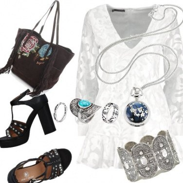 Outfit Etnico #639