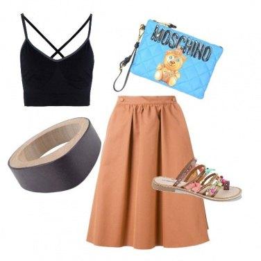 Outfit Pomeriggio libero