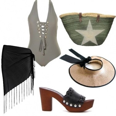 Outfit Sotto l\'ombrellone