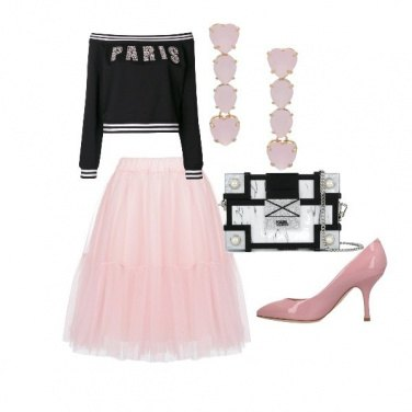 Outfit Paris in love