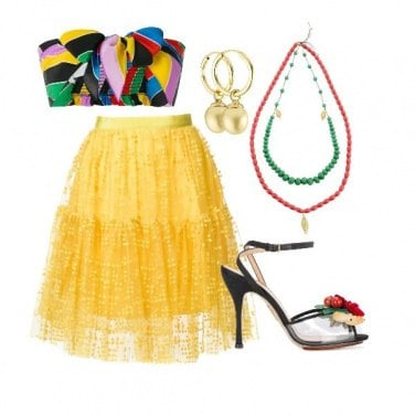 Outfit Allegria Carioca