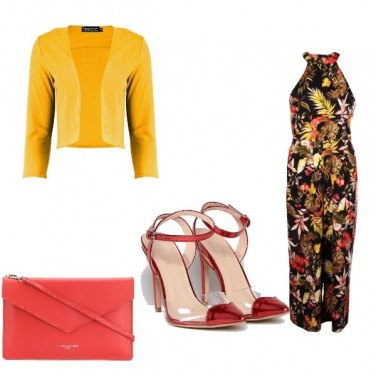 Outfit Etnico #644