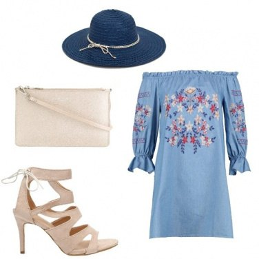 Outfit Etnico #645