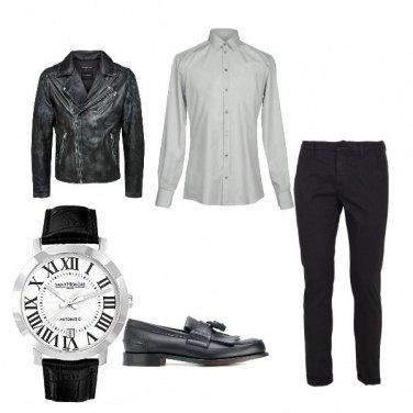 Outfit Biker Rock #160