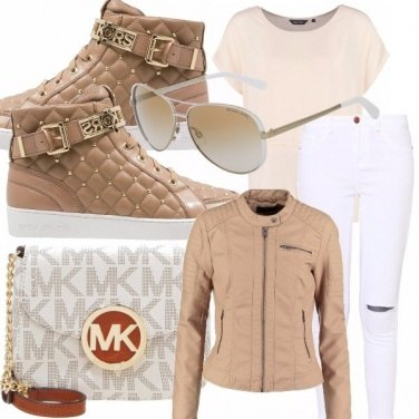 Outfit Tutte belle smart in sneakers!