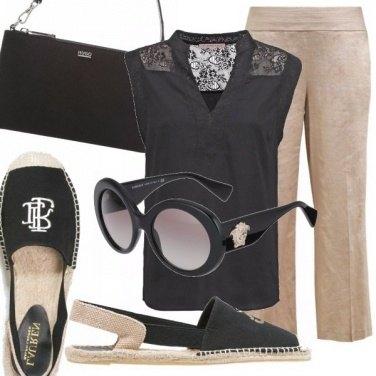 Outfit Curvy in love - dailywear
