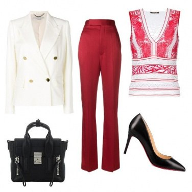 Outfit Meeting a Milano