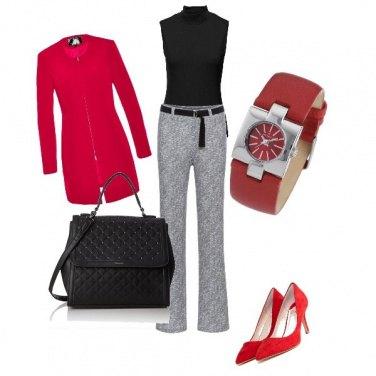 Outfit Ufficio chic