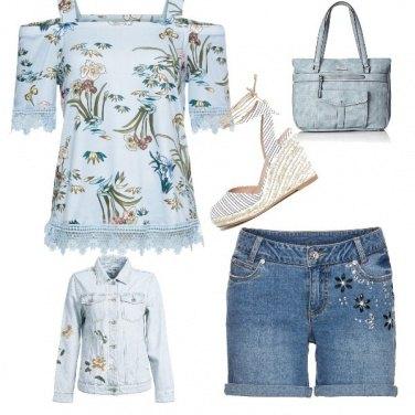 Outfit Primo sole di aprile