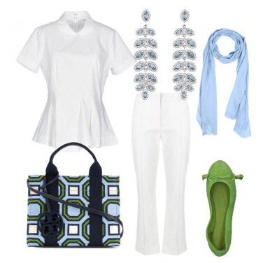 Outfit Esagoni