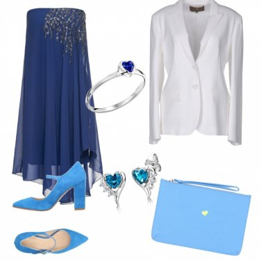 Outfit Ami style