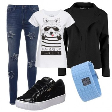 Outfit Trendy #5709