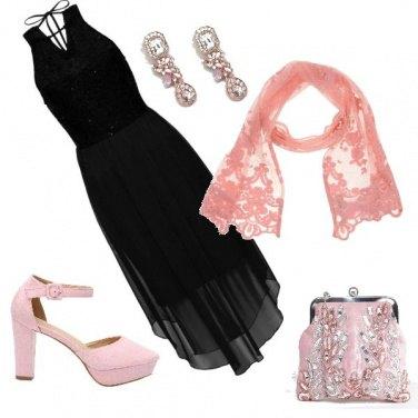 Outfit Matrimonio di sera