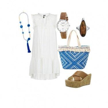 Outfit Vacanze in Grecia