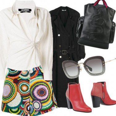 Outfit Rock #871