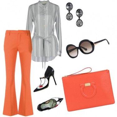 Outfit La scarpa ricercata