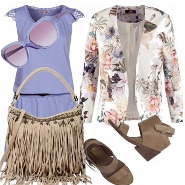 Outfit Abito Ivy