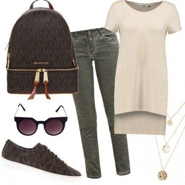 Outfit Color safari