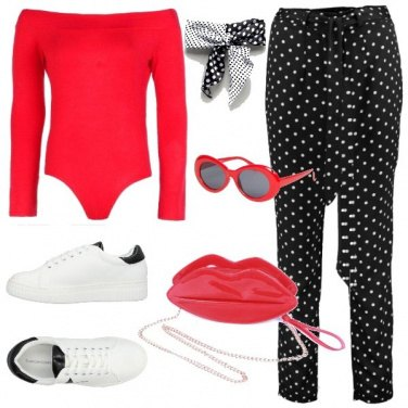 Outfit Pin up moderna