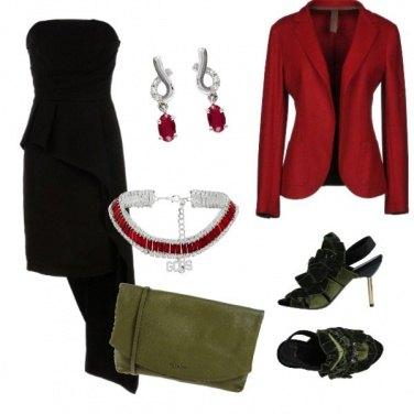 Outfit Setsuna style
