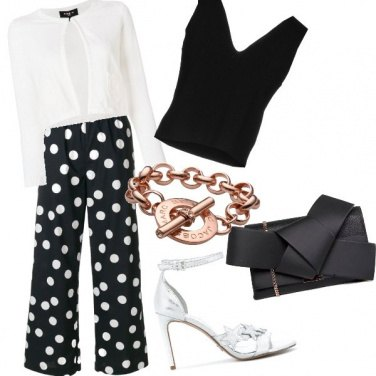 Outfit Simply chic!