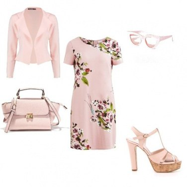 Outfit Think Pink
