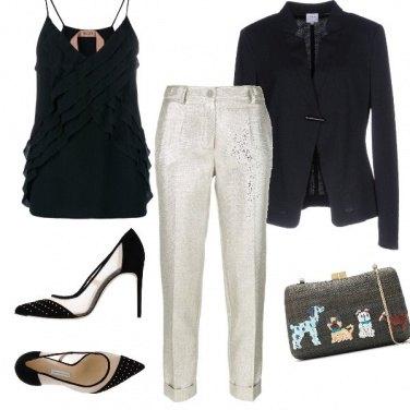 Outfit Serata importante