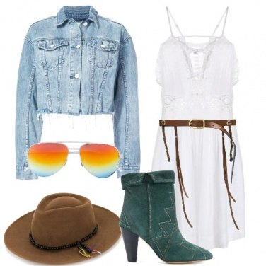 Outfit Coachella Dreaming
