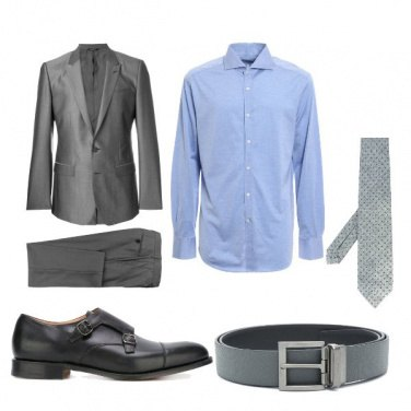 Outfit Business/Elegante #456