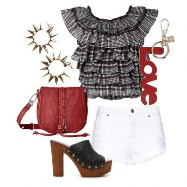 Outfit Country girl #03