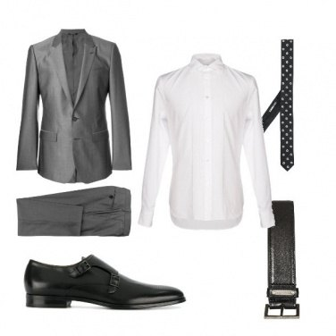 Outfit Business/Elegante #458