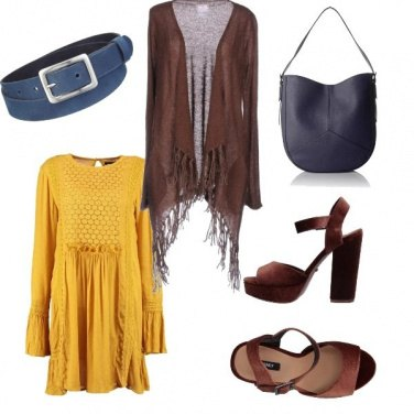 Outfit Etnico #662